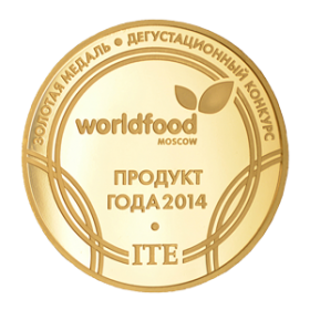 Medals at the Degustation Competition during World Food 2014