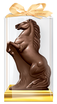 "Figure ""Favourite Horse"" 390gm"