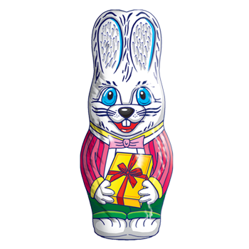 "Foil wrapped figure ""Bunny"" 35gm"
