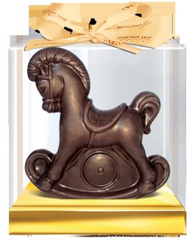 "Figure ""Rocking Horse"" 120gm"