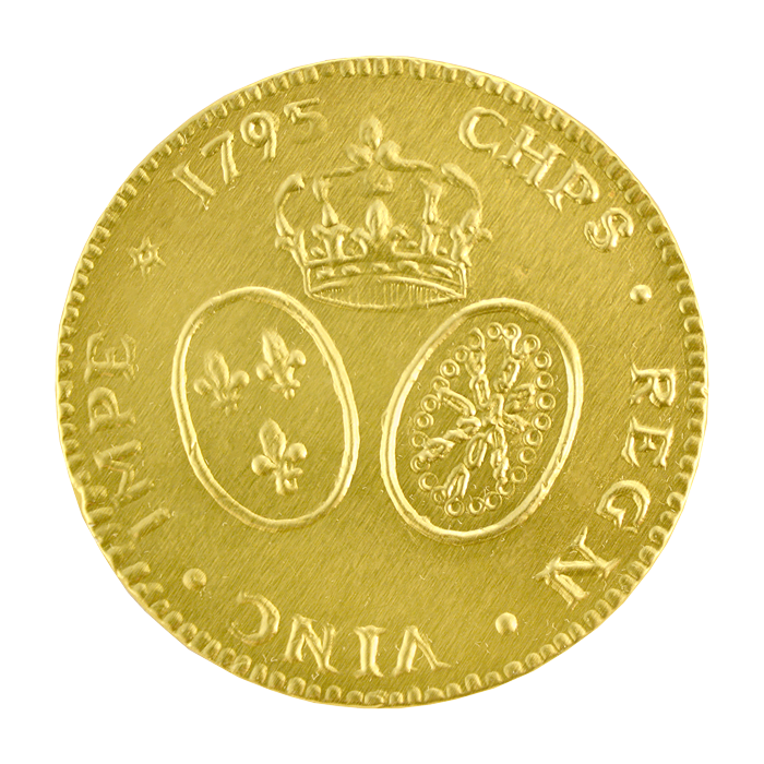 "Chocolate coins ""Piastres"""