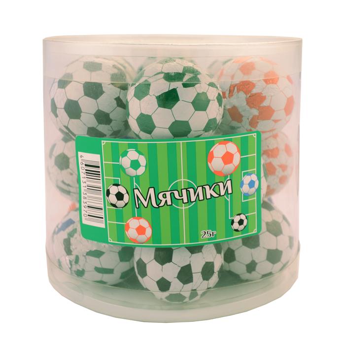 «Balls» in jar